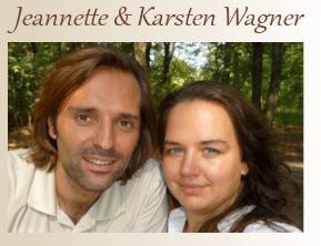 """Karsten """"Rul Falco"""" Wagner & Jeannette Wagner"""