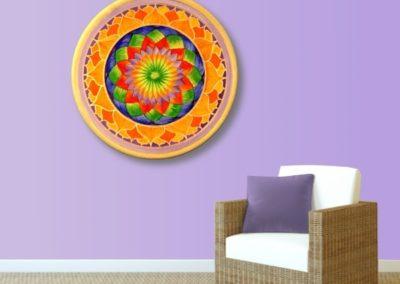 Mandala Energiebild