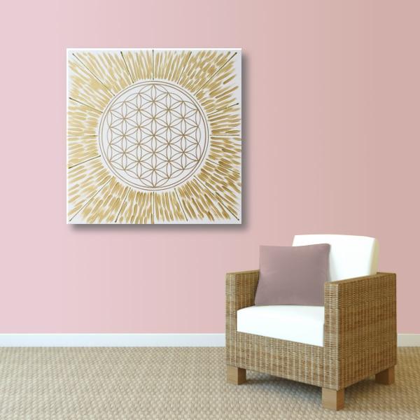 Blume des Lebens Energie Bild13