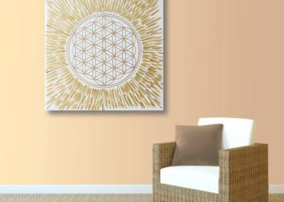 Blume des Lebens Energie Bild12