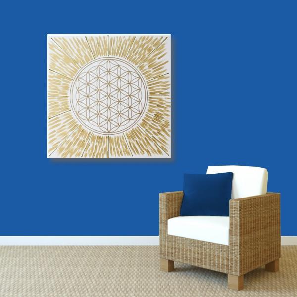 Blume des Lebens Energie Bild11