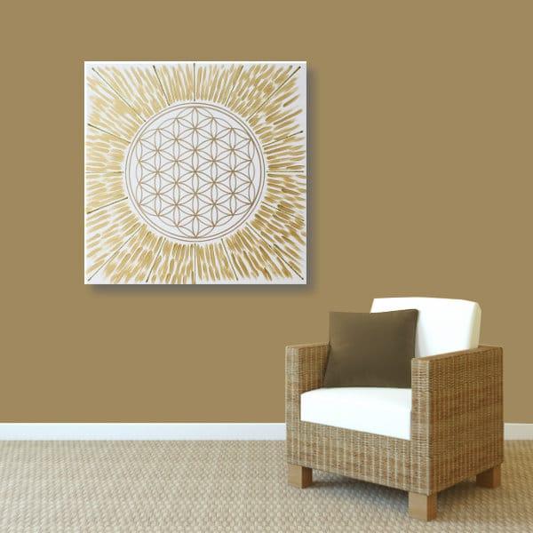Blume des Lebens Energie Bild10