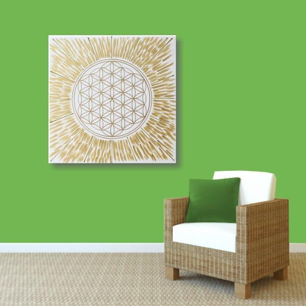 Blume des Lebens Energie Bild8