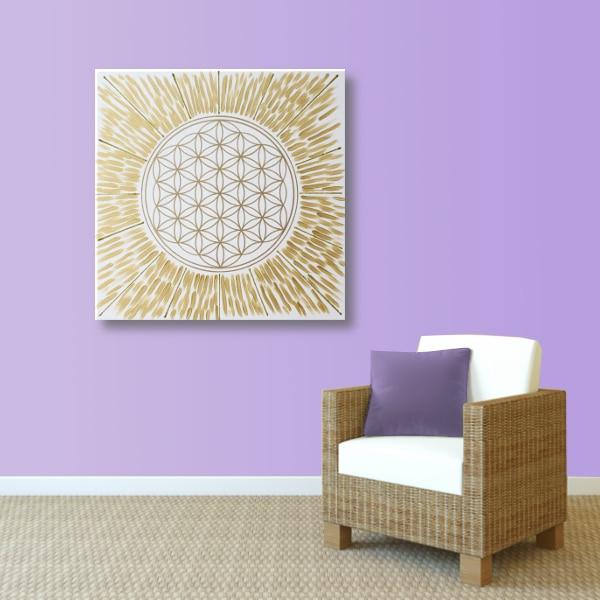 Blume des Lebens Energie Bild6