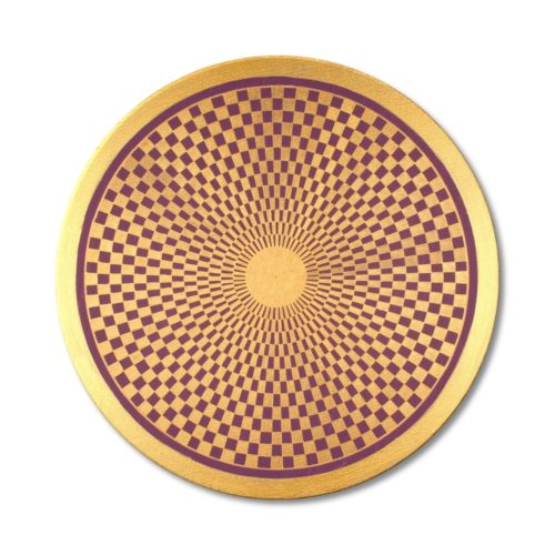 Leinwandbild Pranagenerator Energie für die Krone