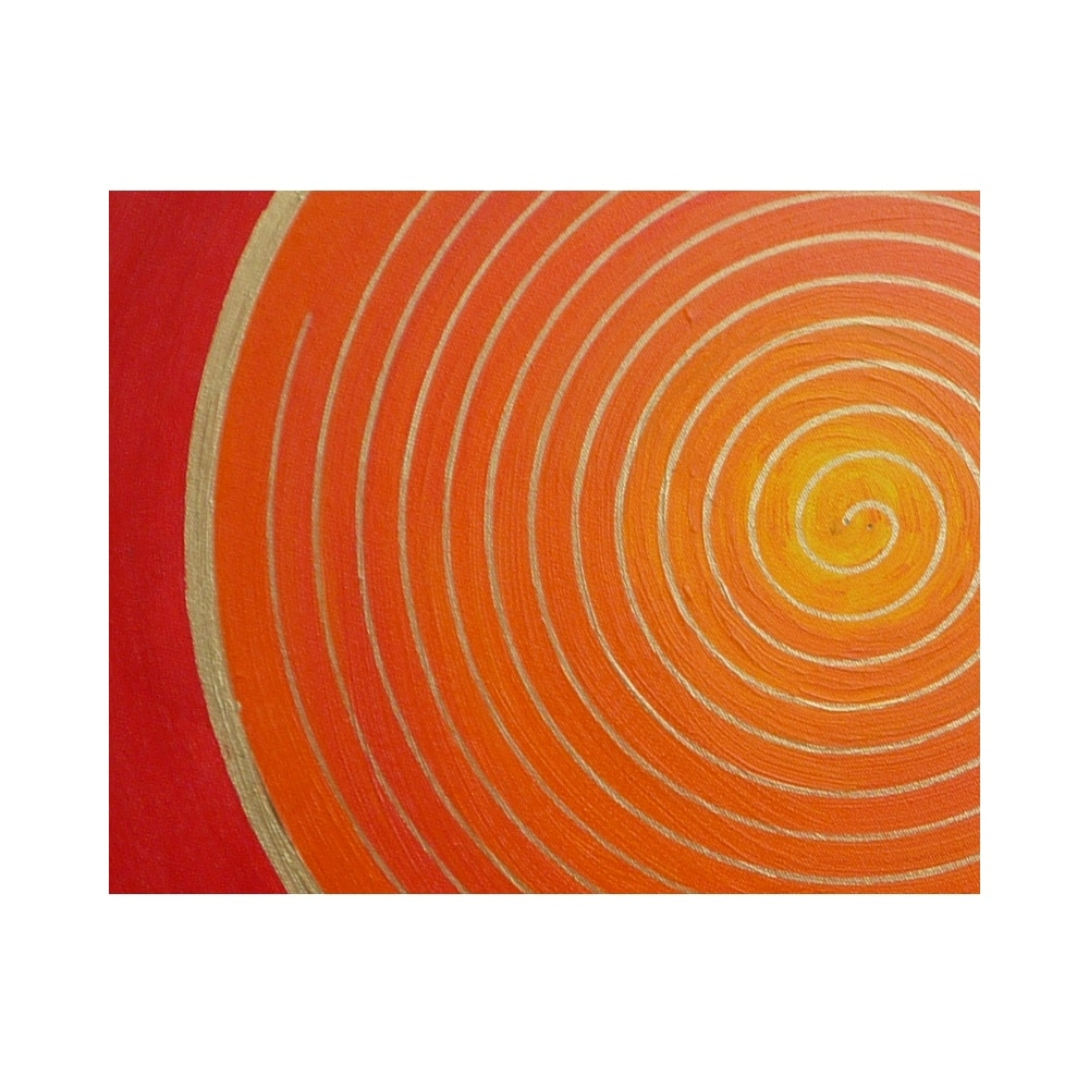 Energiebild Spirale Kraft der Weiblichkeit 2