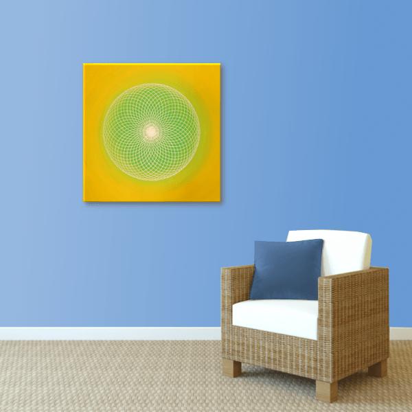Energiebild Torus Sonnengruß