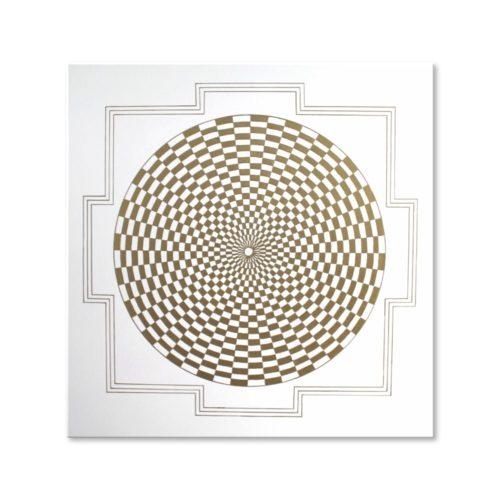 Leinwandbild Pranagenerator Labyrinth der Kraft