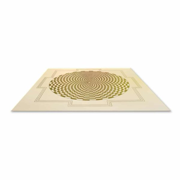 Wandbild Energiebild Pranagenerator Labyrinth der Kraft Gold_Profilbild