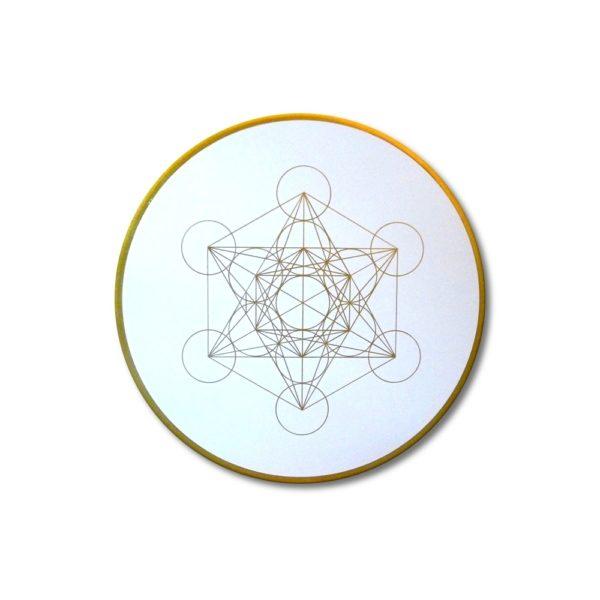 Energiebild Würfel des Metatron Erkenntnis