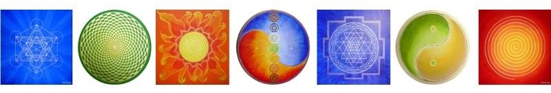 Energiebilder malen 1