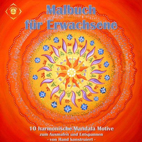 Mandala Malbuch