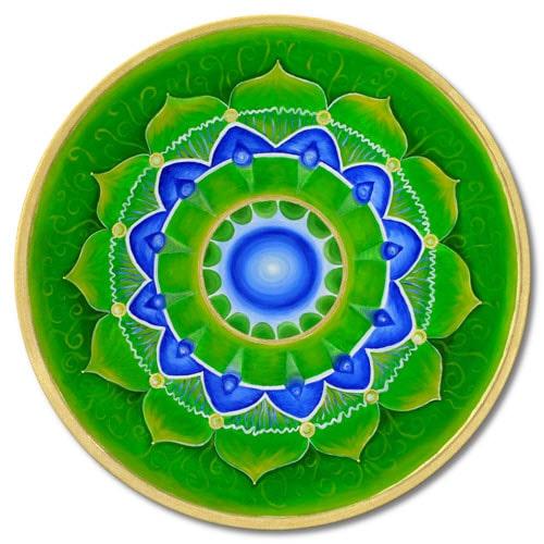 Mandala Herzchakra