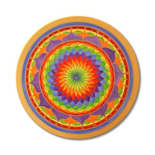 Mandala Regenbogen