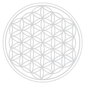 Heilen mit Symbolen Die Blume des Lebens
