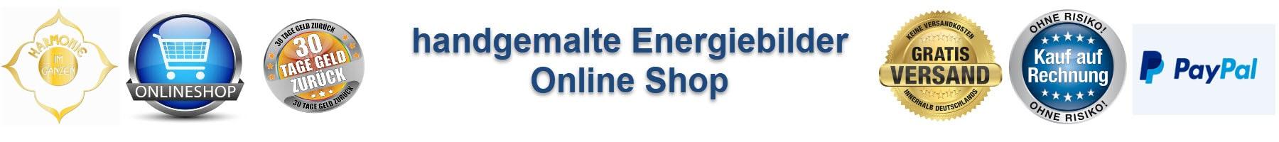 handgemalte Energiebilder kaufen