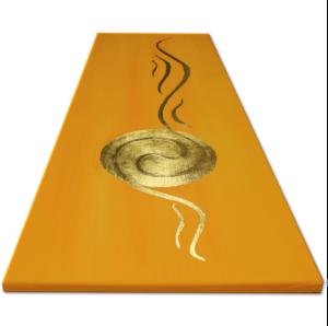 Gild Bild Spirale 24 Karat Gold