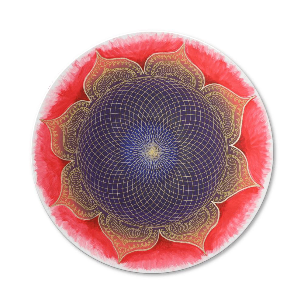Mandala Herz des Orients