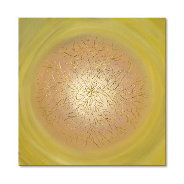 Leinwandbild Mandala
