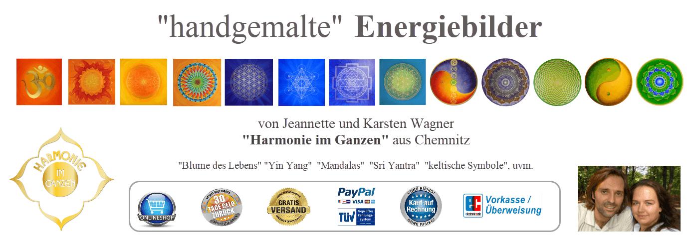 "Energiebilder ""handgemalt"""