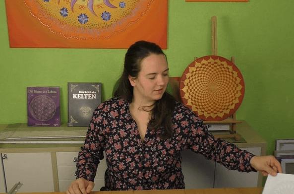 Mandala malen Malkurs