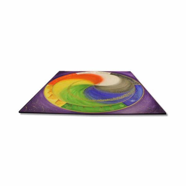Wandbild Energiebild Mandala Elemente des Lebens_Profilbild