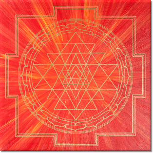 Yantra Bedeutung – Symbol, Kunst, Kabbala, Wirkung